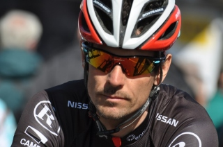 Andreas Klöden bei Paris-Nizza 2012 (7. Etappe)