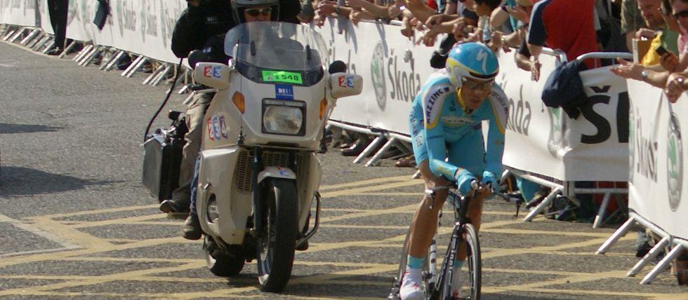 Andreas Klöden bei Astana, Tour de France 2007
